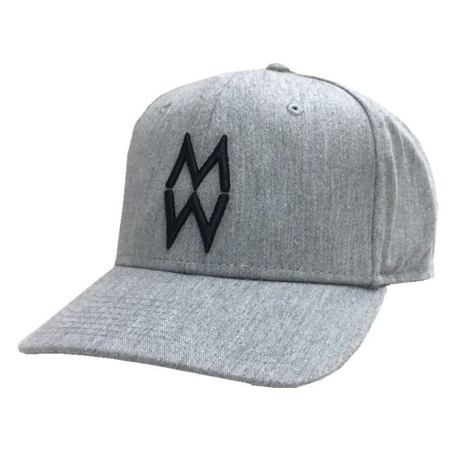 Morgan Wallen Grey Ballcap