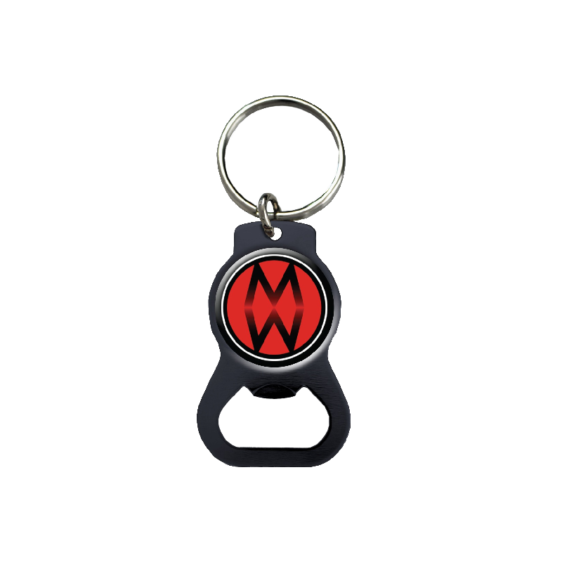 Morgan Wallen Bottle Opener Keyring