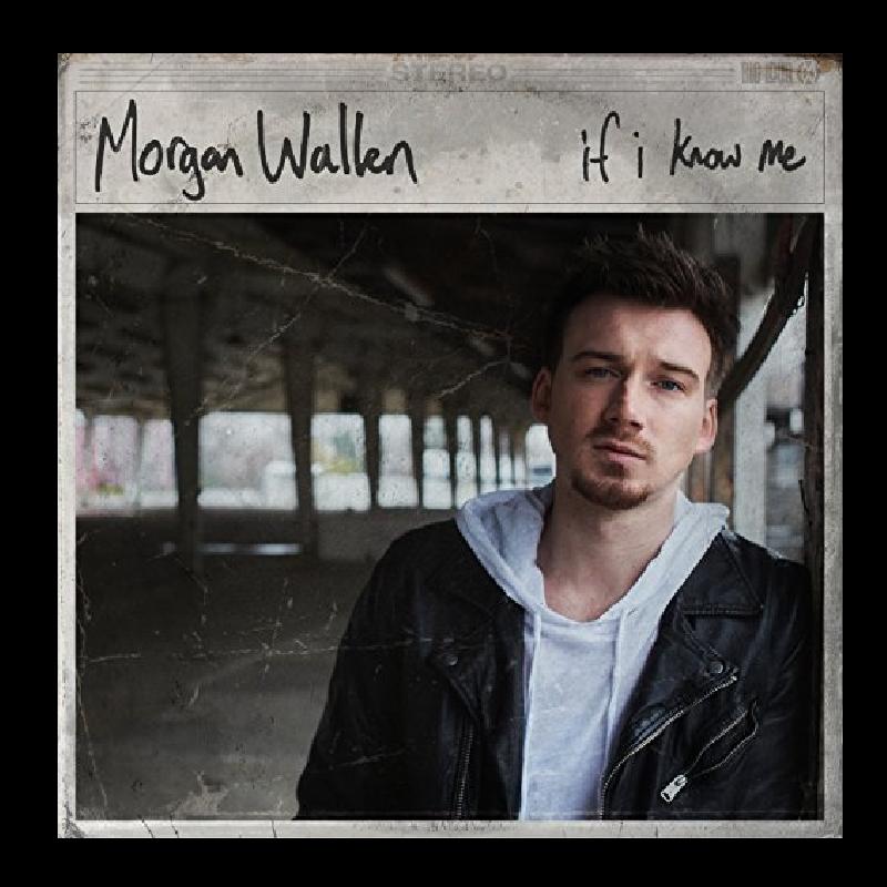 Morgan Wallen CD- If I Know Me